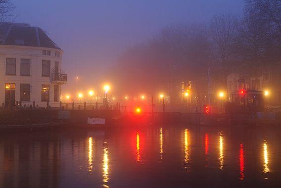 Weerdsluis in Utrecht van Donker Utrecht