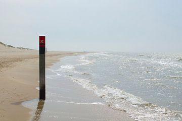 Waar de zee in de lucht verdwijnt van Berthilde van der Leij