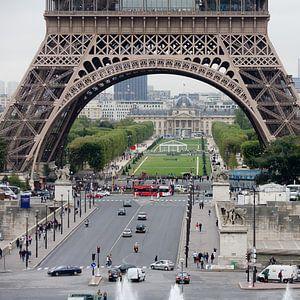 Parijs Eifeltoren van