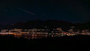 Fallende Sterne von Martijn Diepenbach