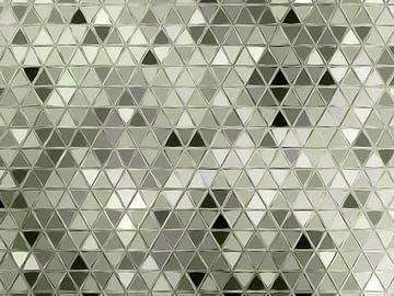 Abstrakte Dreiecke von Maurice Dawson