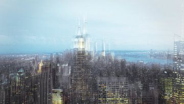 New York Art Manhattan van Gerald Emming
