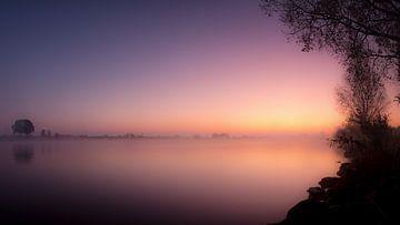 Juste avant le lever du soleil sur Lex Schulte