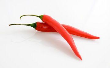 Chilipepers van Kim van Dam
