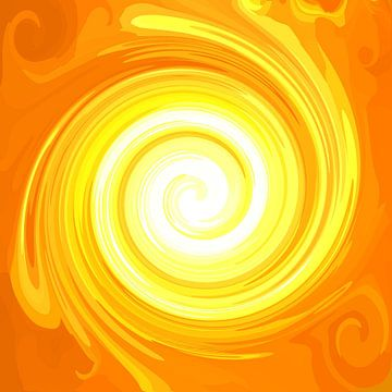 Sun Energy-Spiral 1 van Ramon Labusch