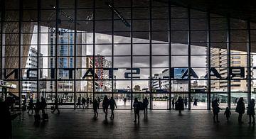 Besuch in Rotterdam von René van Leeuwen