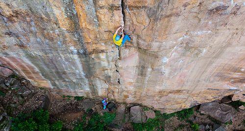Centerfold Crack Climbing von