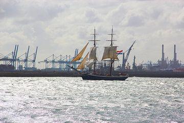 Klassiek Zeilschip van Wilma Overwijn