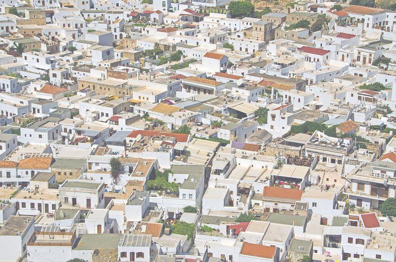 Griechenland Rhodos-Stadt von Ellinor Creation