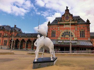 Hauptbahnhof Groningen von Jessica Berendsen