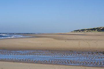 Texels strand von Hans Oudshoorn