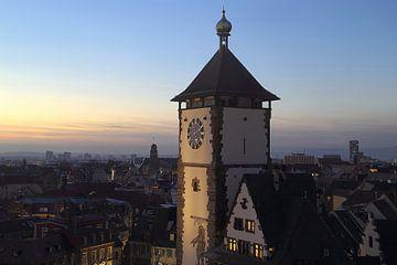 Schwabentor Freiburg von Patrick Lohmüller