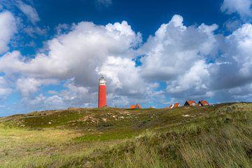 Vuurtoren Texel van Alvin Aarnoutse