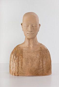 Zen-monnik nr. 14 door Kaori Goyen-Chiba van