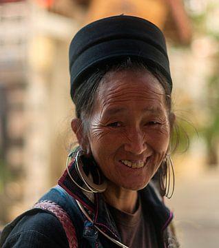 Vietnam: Bergvolk (Sa Pa) van Maarten Verhees