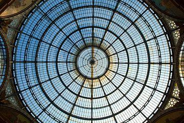 Glassroof Milano von Leon van Voornveld