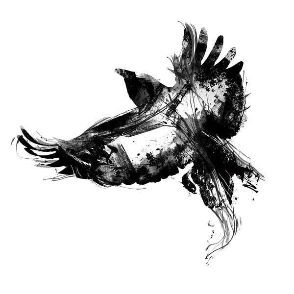 Vogel von Teis Albers