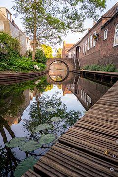 Binnendieze, 's-Hertogenbosch van Niek Wittenberg