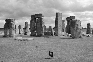 Stonehenge verboden toegang van Rob van Dam