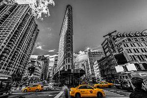 "New York ""the Flatironbuilding"" van John Sassen"
