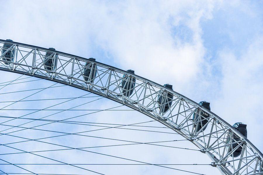 Londen eye van Jordy Kortekaas