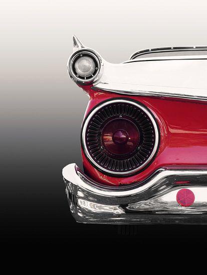 Amerikaanse oldtimer 1959 fair lane 500 galaxie