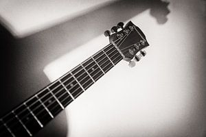 Schaduwspel Hohner gitaar ll