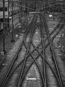 Spoorlijn NS Hoorn