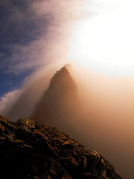 Verstopte Berg sur