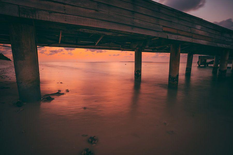 Onder de pier van Joris Pannemans - Loris Photography