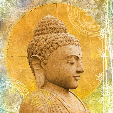 Buddha von Carmen Varo