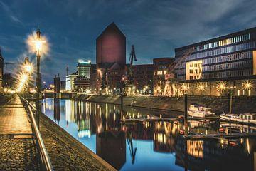 Duisburg Innenhafen von Johnny Flash