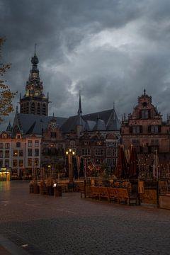 Grote Markt Nijmegen von Manuuu S