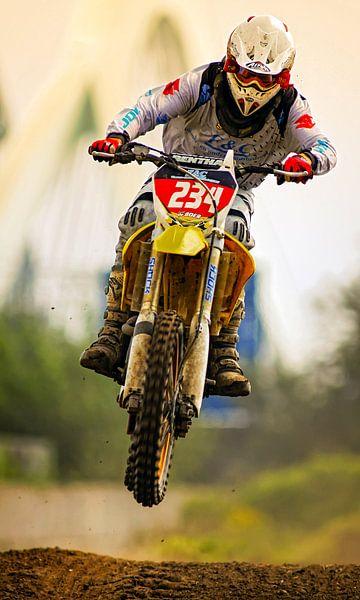 Motocross van Nildo Scoop