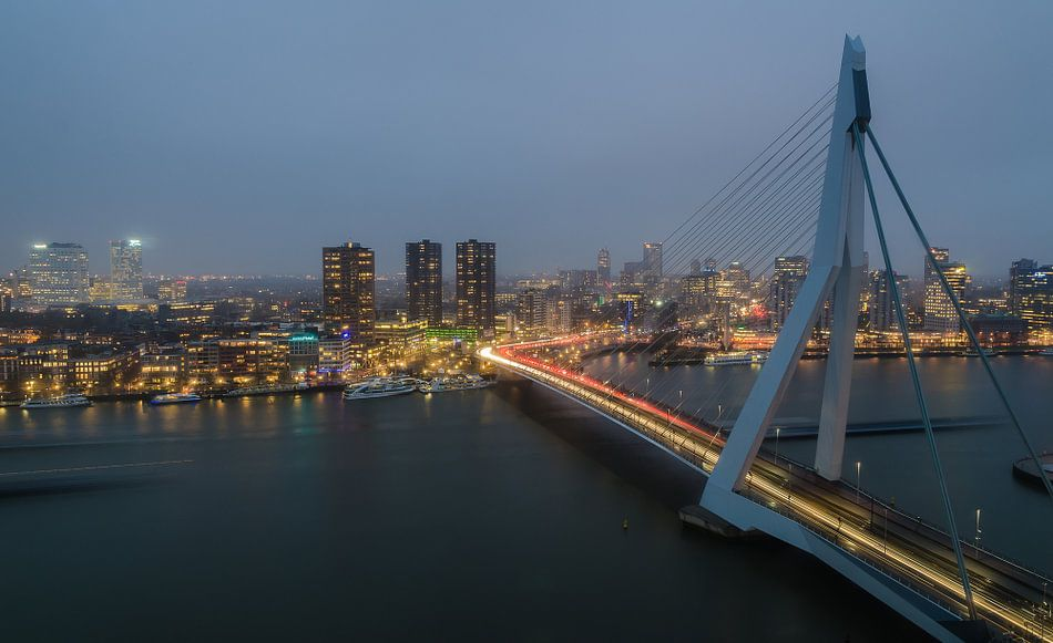 Rotterdam van Arthur Wolff