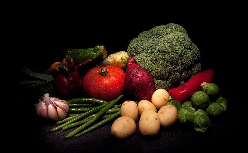 Légumes sur Huub Keulers
