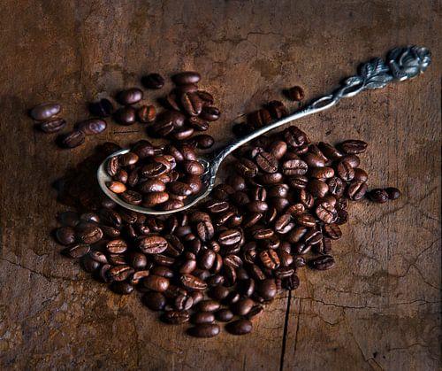 liefde voor koffie van Anouschka Hendriks
