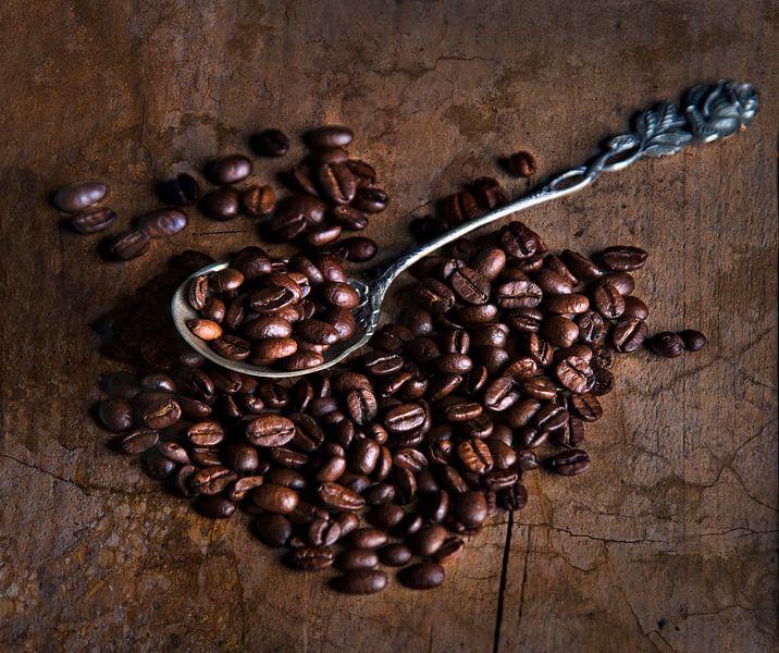 liefde voor koffie