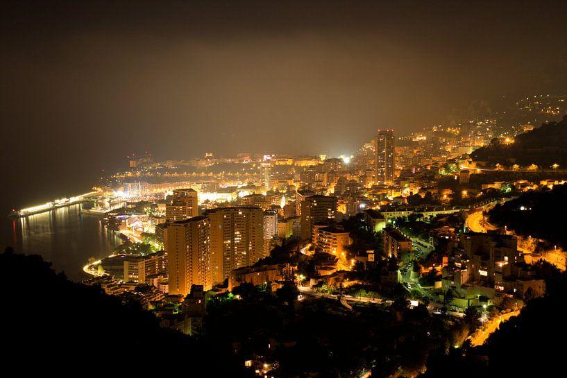 Monaco by Night van Louise Poortvliet