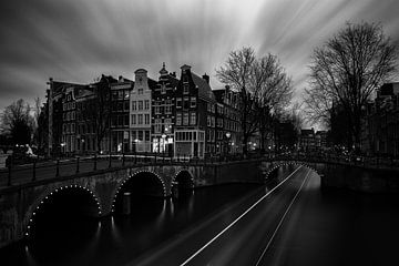Amsterdam Keizersgracht van Angel Flores