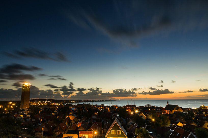 Terschelling bij het eerste ochtendlicht - 1 van Damien Franscoise