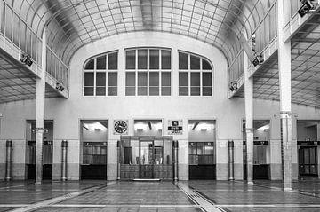 La Postsparkasse à Vienne sur Elles Rijsdijk