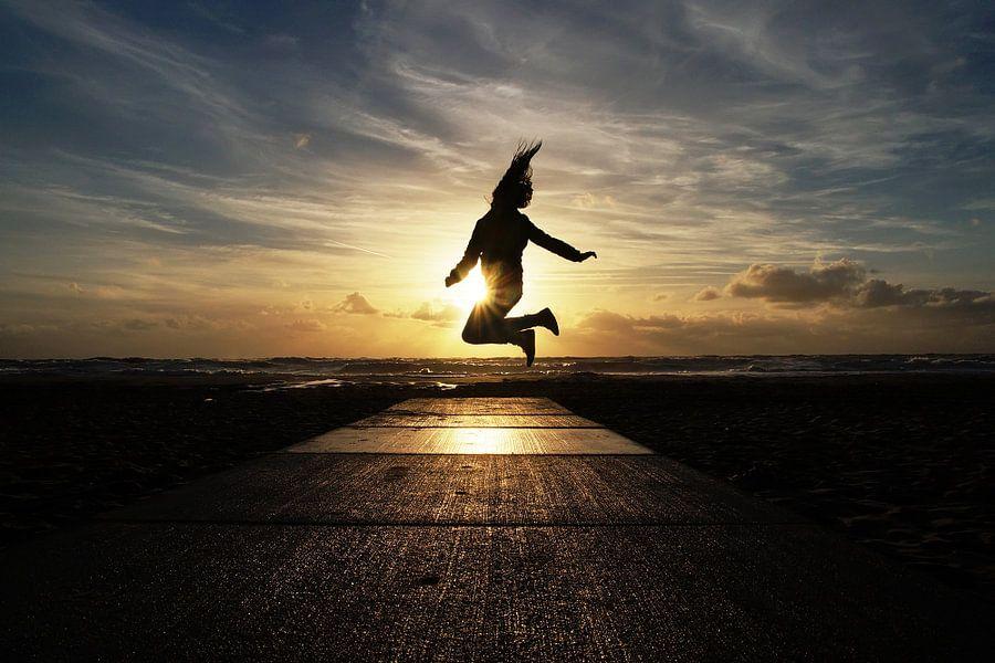 jump for joy  van Dirk van Egmond