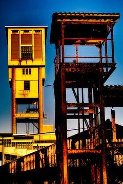Blegny Mine - België van Stefan Peys