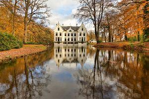 Kasteel Staverden in de Herfst van