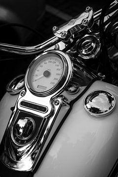 Harley-Davidson sur Wim Slootweg
