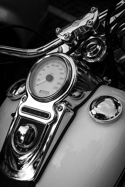Harley-Davidson van Wim Slootweg