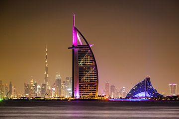 Burj al Arab Dubai von Michael Blankennagel