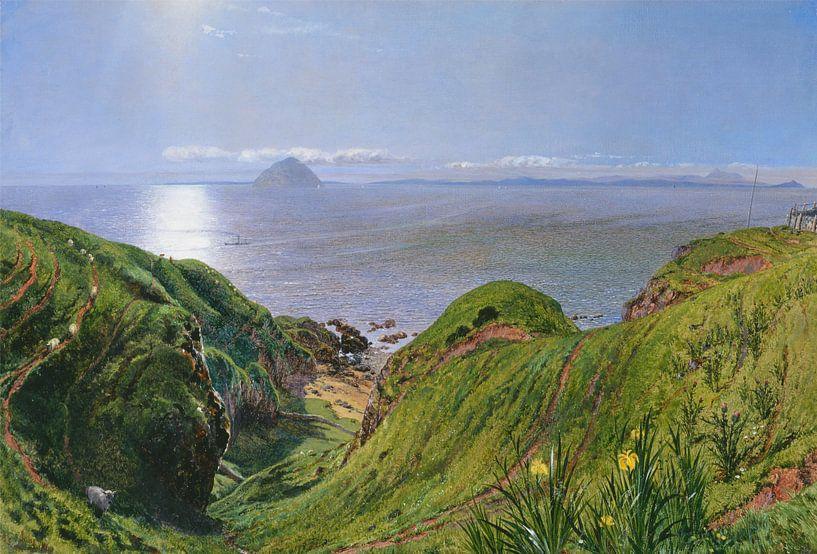William Bell Scott-Ailsa Craig. von finemasterpiece