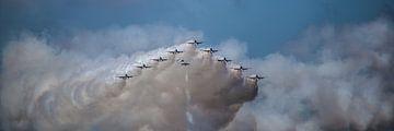 Airshow 5 von John Ouwens